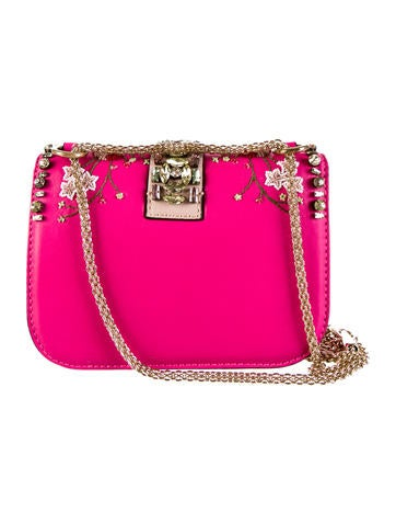 Embellished Shoulder Bag