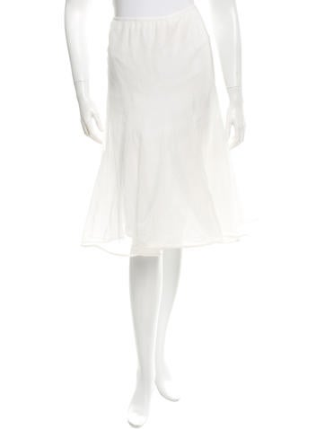 Valentino Knee-Length Skirt w/ Tags None