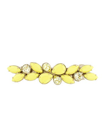Crystal Embellished Barrette