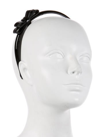 Patent Leather Headband