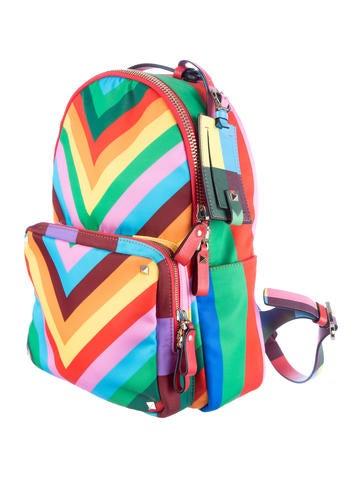Resort 2015 Rockstud '1973 Rainbow' Backpack