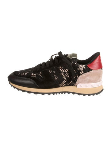 Lace Rockrunner Sneakers