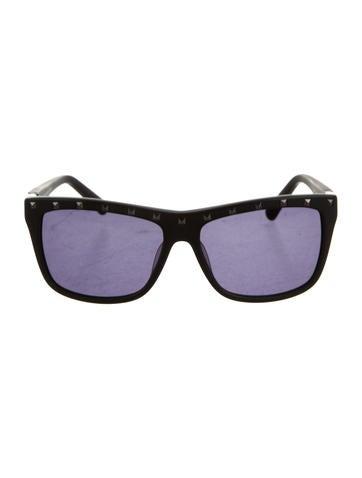 Valentino Rockstud Tinted Sunglasses None