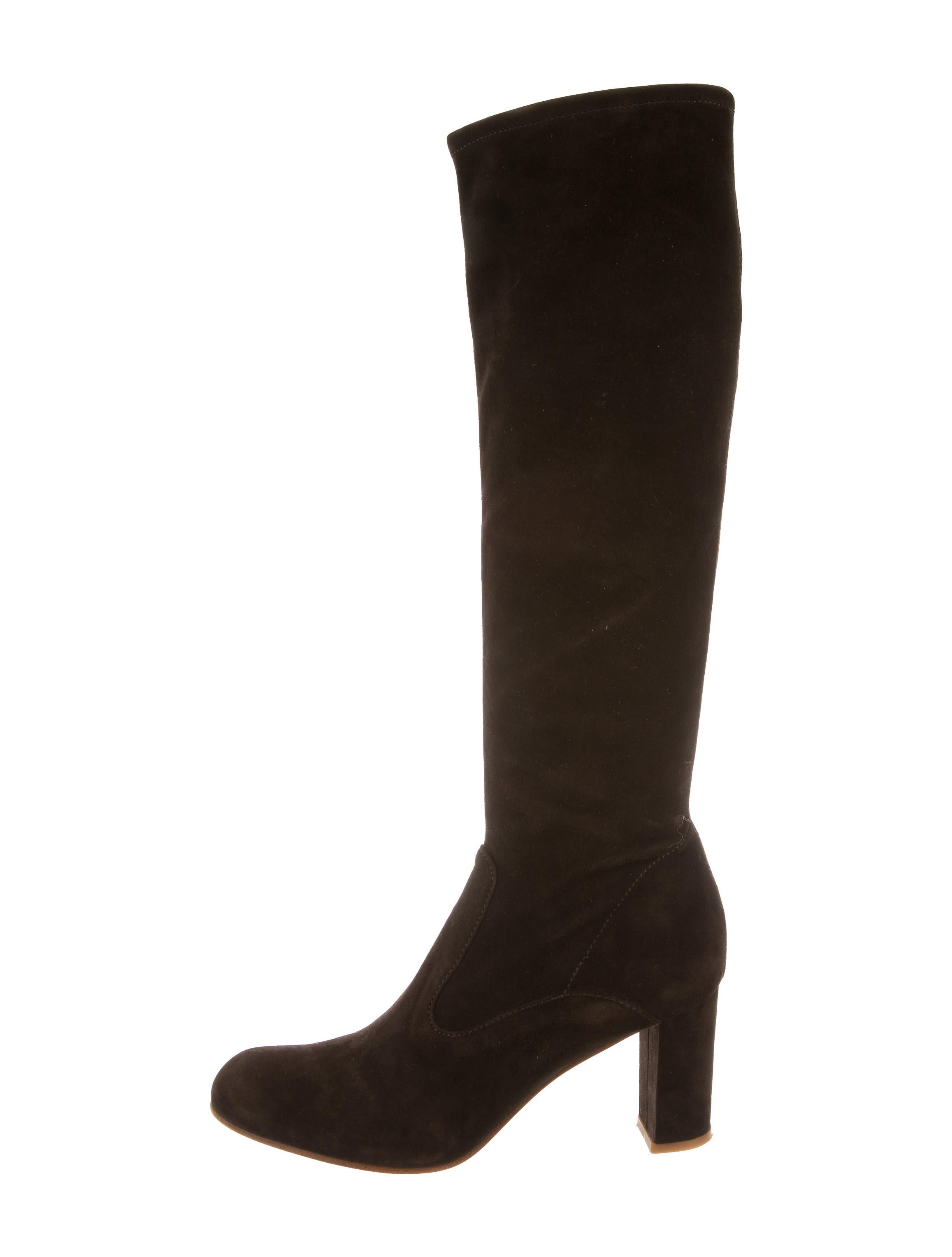 valentino suede toe boots shoes val49509 the