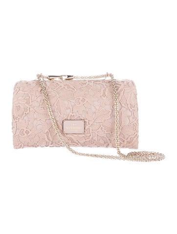 Girello Lace Shoulder Bag