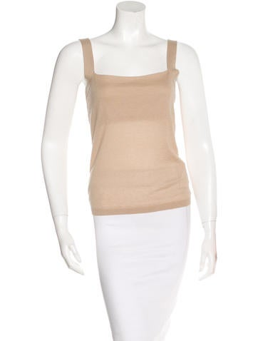 Valentino Cashmere & Silk Top w/ Tags None