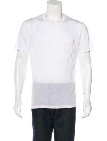 Valentino Dual Pocket T-Shirt w/ Tags None