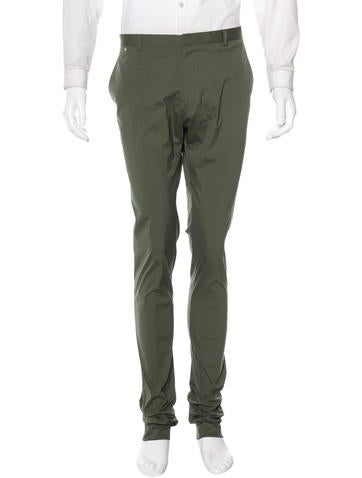 Valentino Lightweight Tapered Trousers w/ Tags None