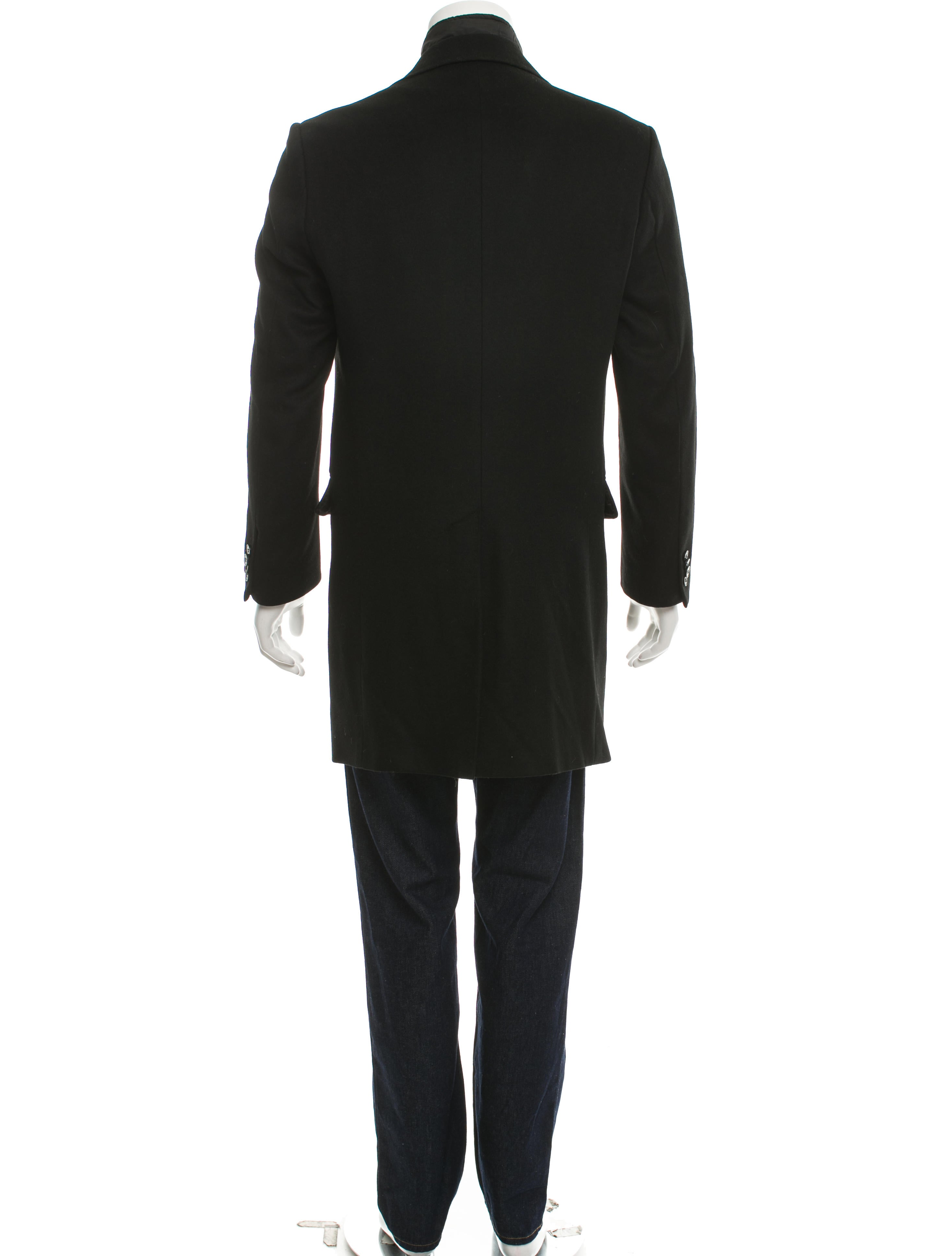 Valentino Lightweight Wool Coat - Clothing - VAL50622 | The RealReal