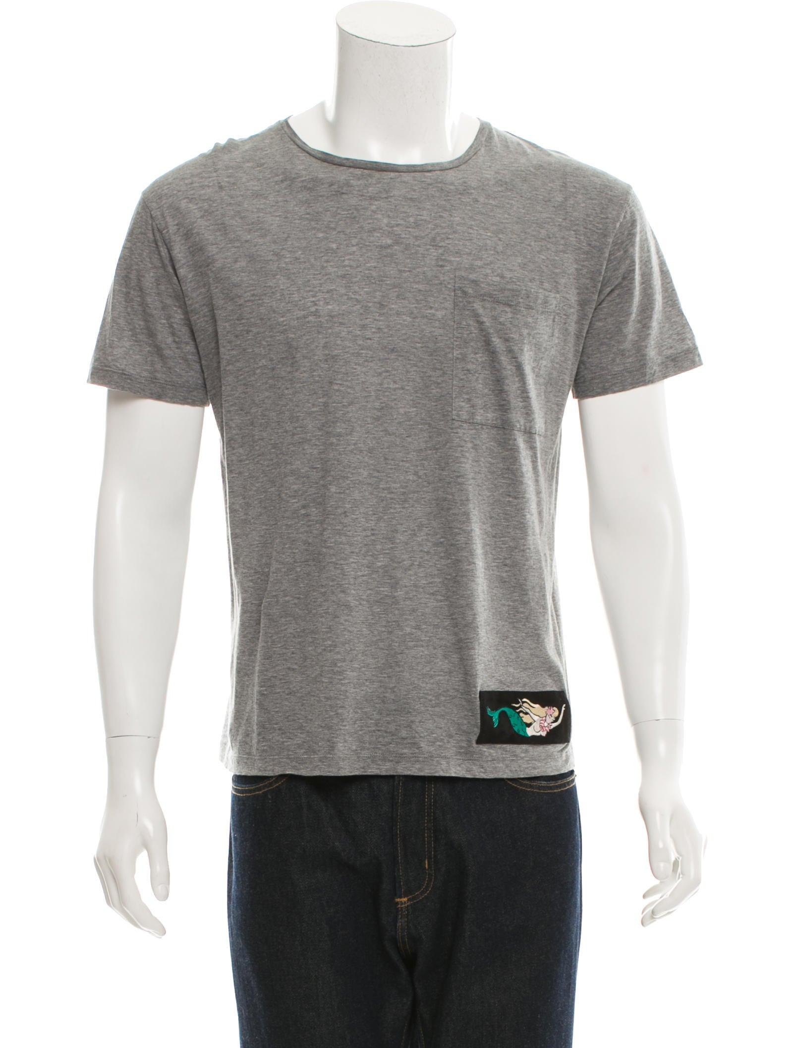 49d9482a Gucci 2018 L'Aveugle Par Amour Bengal T-Shirt - Clothing - GUC259442 ...