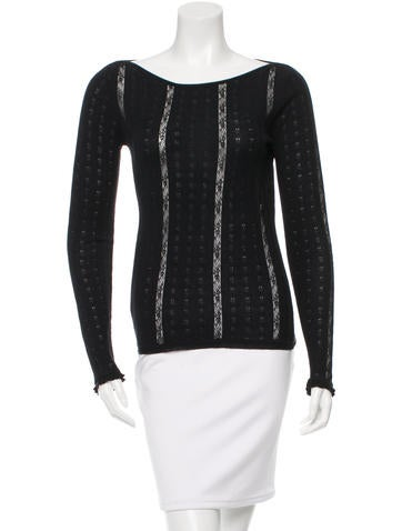 Valentino Long Sleeve Top None