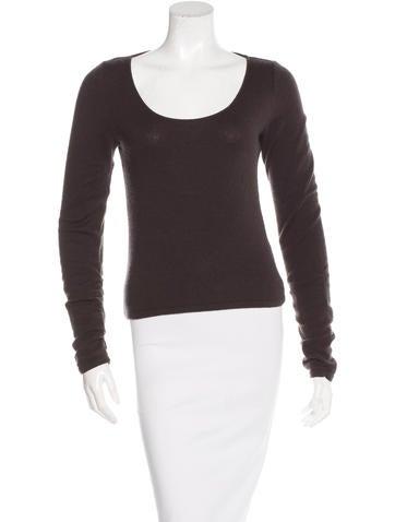 Valentino Cashmere Knit Sweater None