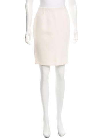 Valentino Tulip Mini Skirt None