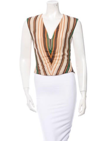 Valentino Silk Top None