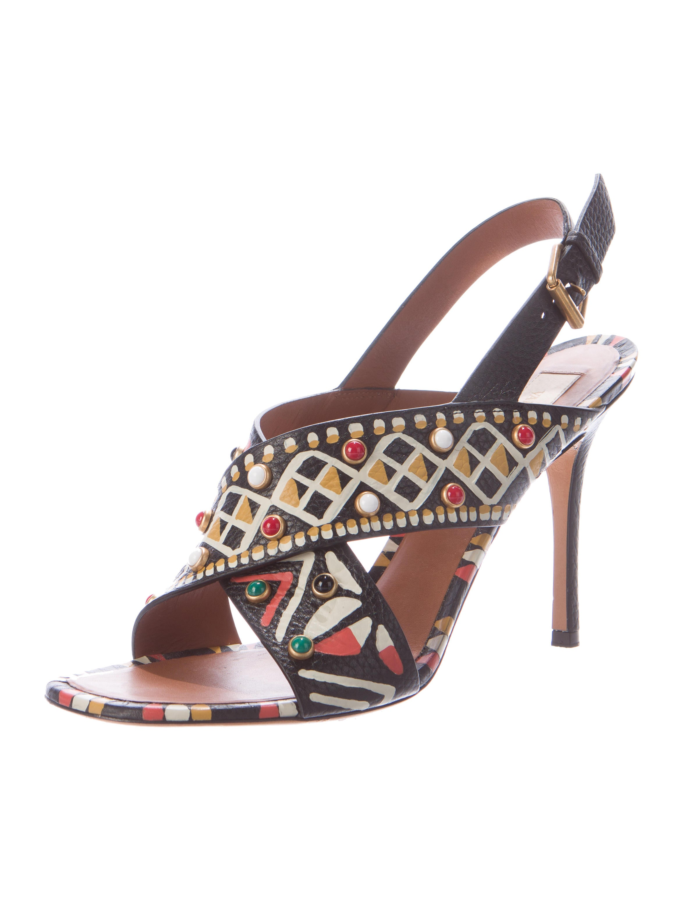 Valentino 2016 Primitve Sandals find great latest collections online order cheap price cheap 2015 m5aksHSN
