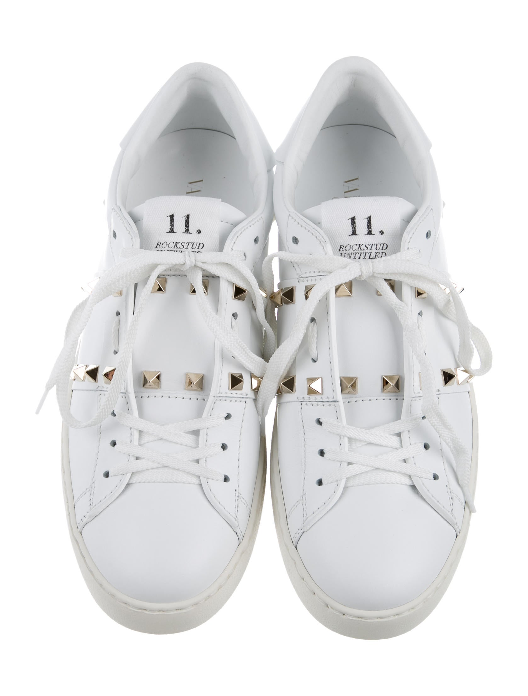 Valentino 2018 Rockstud Untitled Sneakers w/ Tags cheap sale with paypal free shipping how much free shipping for nice outlet best under $60 cheap online hwgJpVhP1