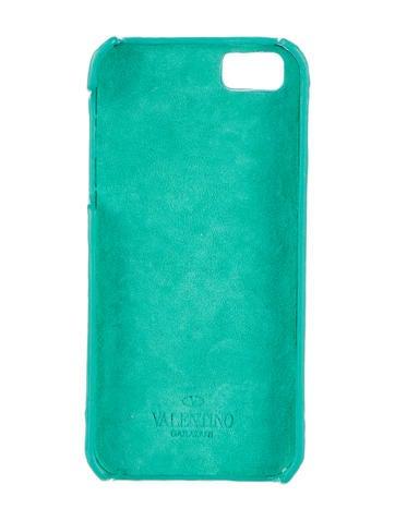 Leather Rockstud Phone Case