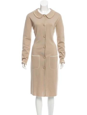 Valentino Knit Midi Dress w/ Tags None