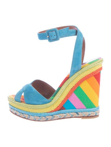 1973 Collection Wedge Sandals