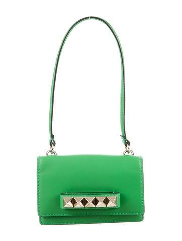 Valentino Mini Rockstud Va Va Voom Bag