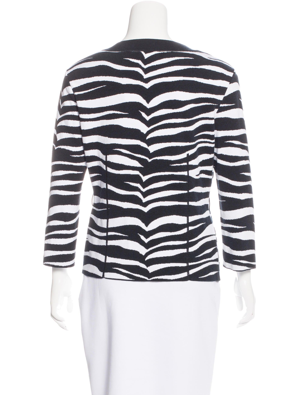 Zebra Cardigan 57