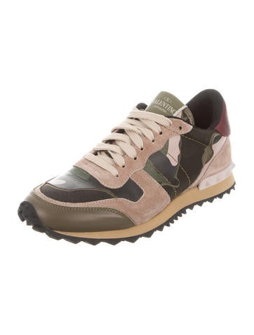 Rockrunner Camouflage Sneakers