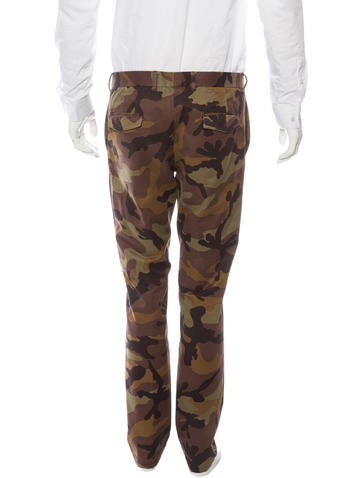 Men's Pants 98 results 1 Vintage Woodland Camo Cargo Pant $ Quick Shop. Vintage Overdyed Camo Fatigue Pant $ Quick Shop No pants? No problem. We've got you with our selection of men's chino pants, track pants, sweatpants and wind pants from brands like Champion, adidas, Stussy. Still shopping?