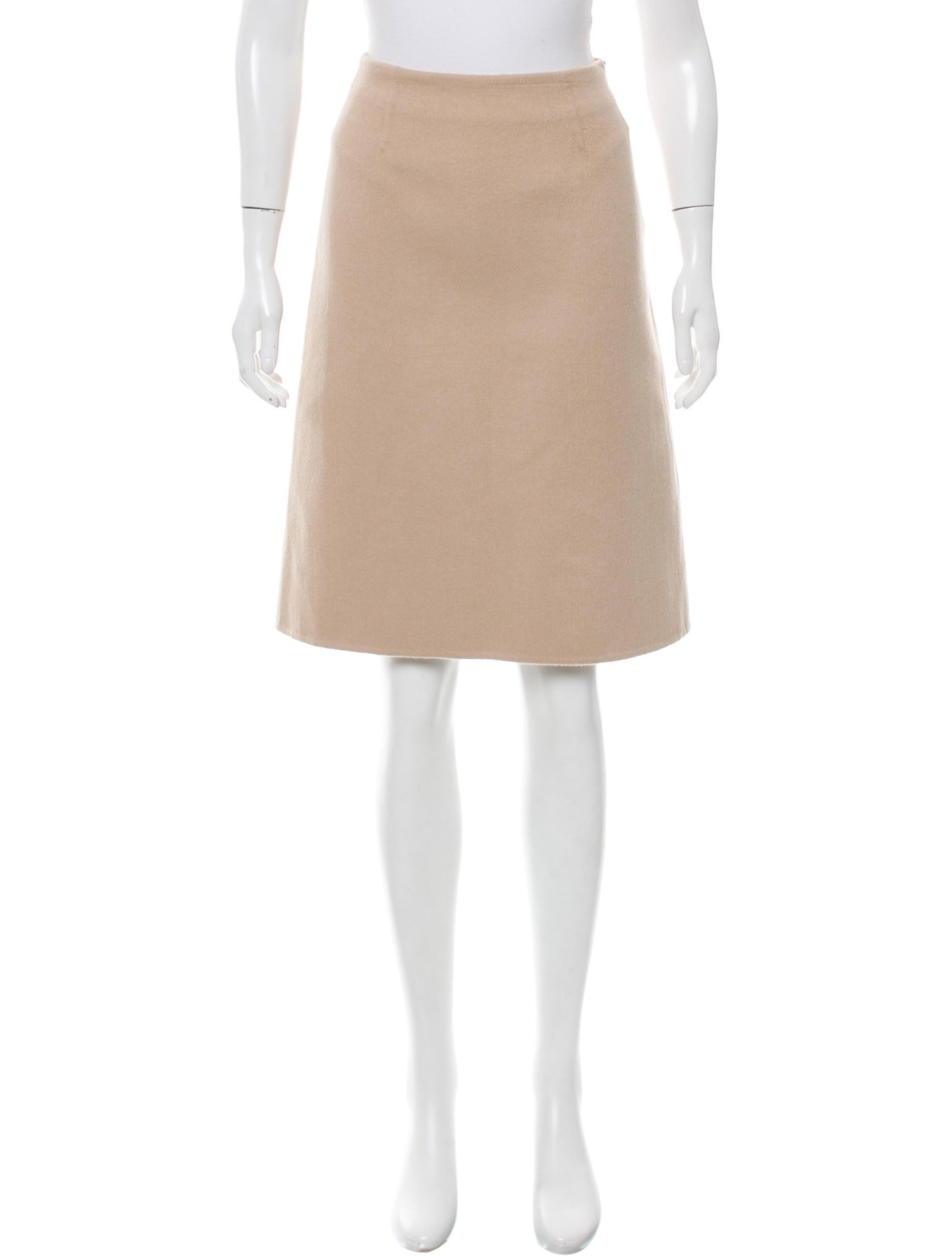 valentino knee length a line skirt clothing val58583