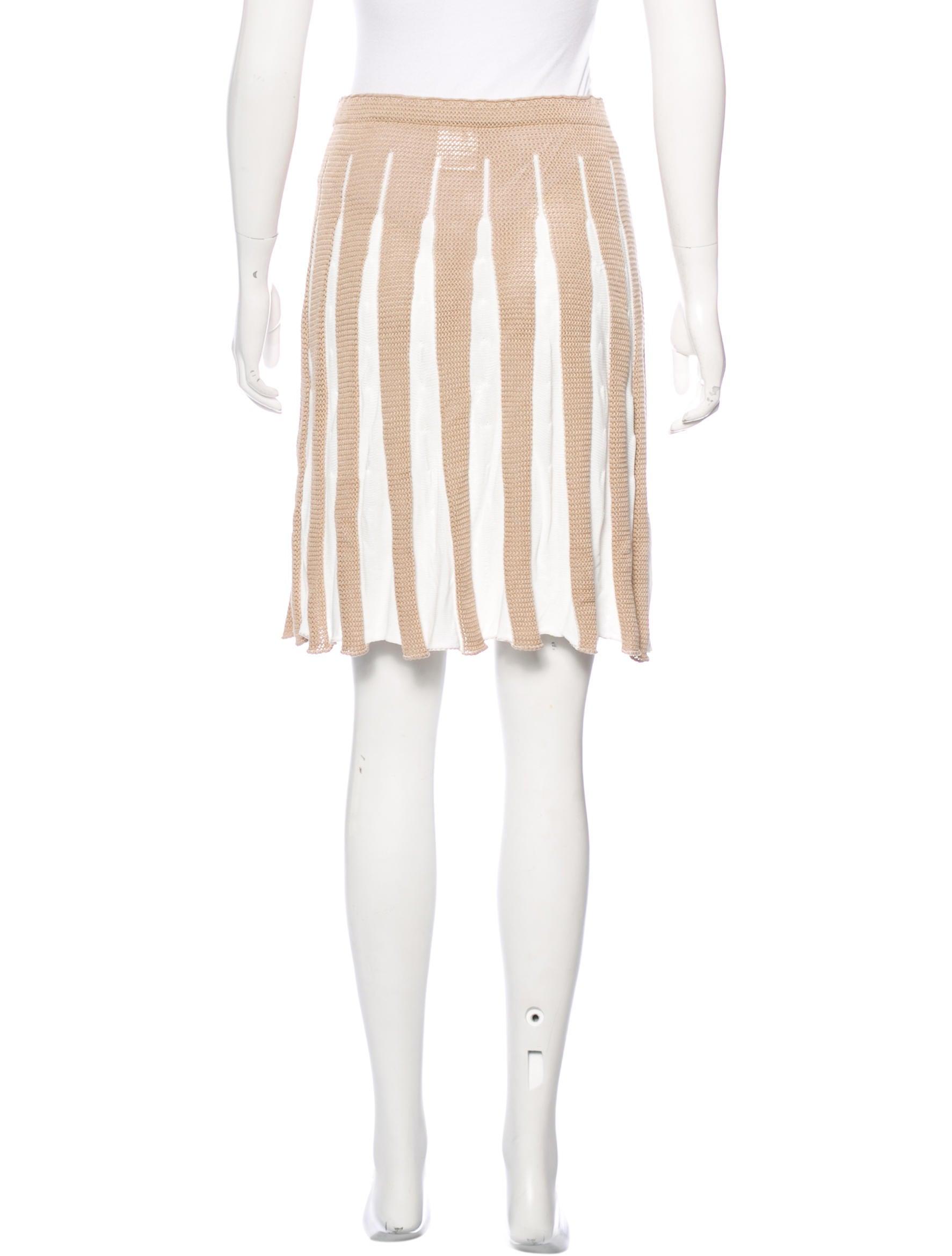 Knit A Line Skirt 20