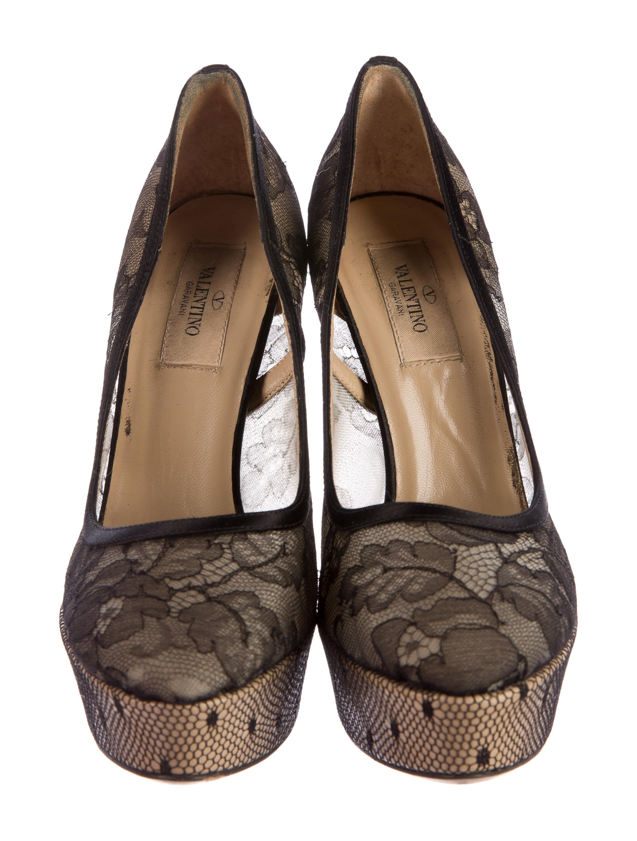 Shop black lace up platform shoes at Neiman Marcus, where you will find free shipping on the latest in fashion from top designers.