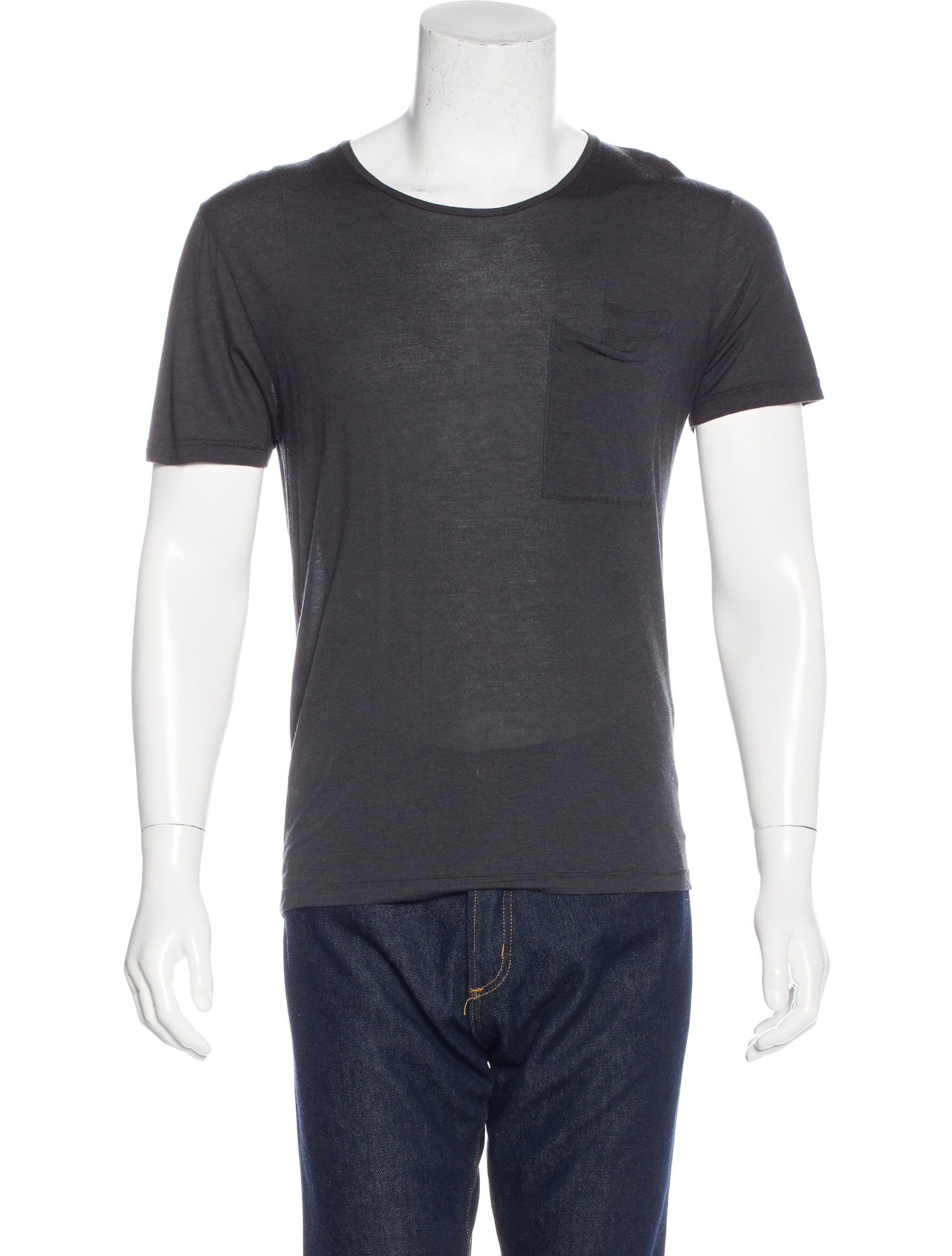 Valentino scoop neck t shirt clothing val62265 the for Scoop neck t shirt