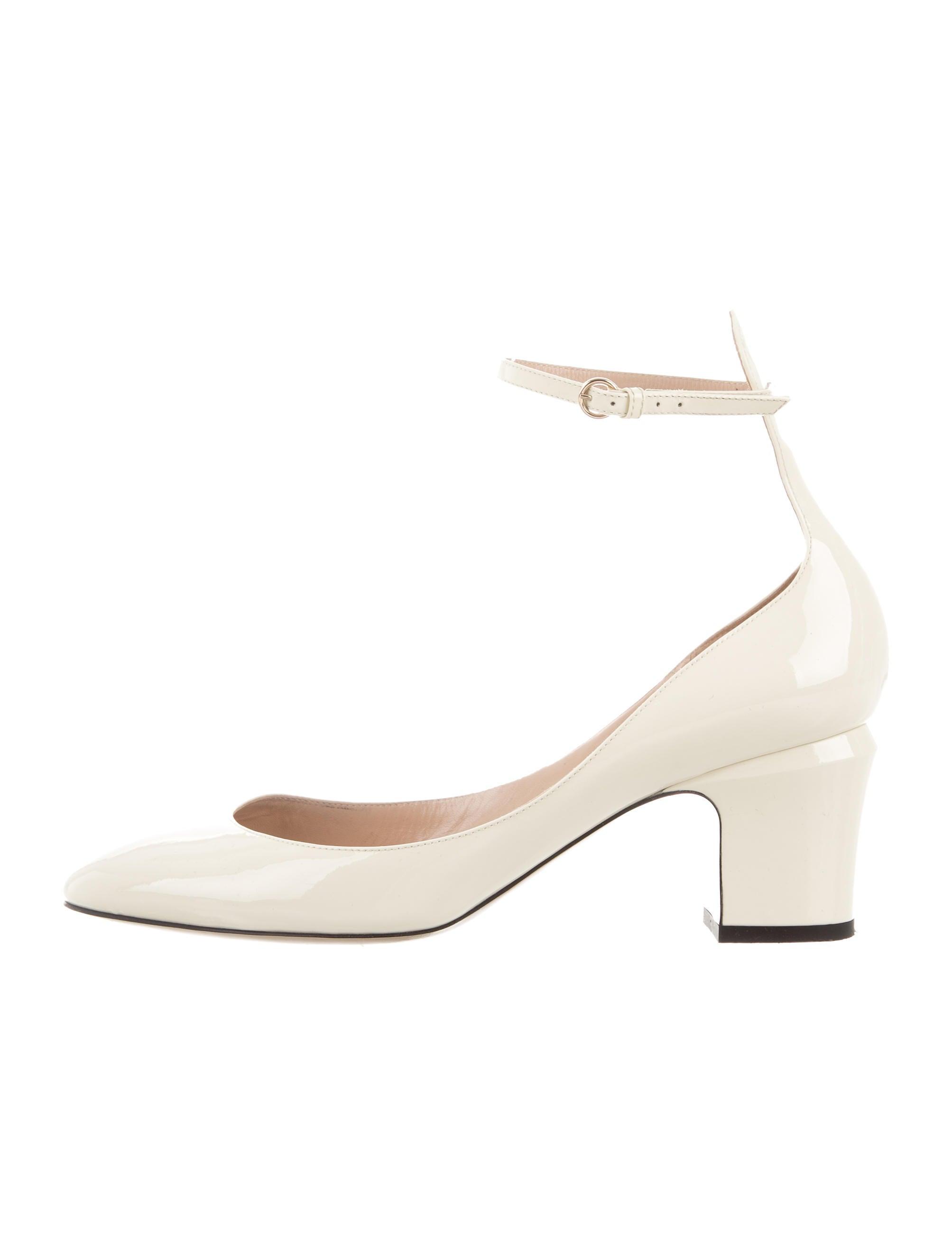 4326fa80a8f8 Valentino Tango Ankle-Strap Pumps - Shoes - VAL62596