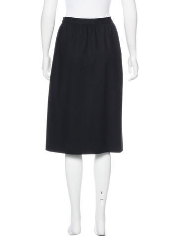 valentino vintage a line skirt clothing val64844 the