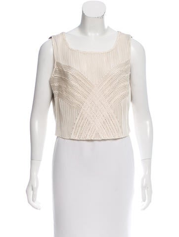 Valentino Vintage Silk Top None
