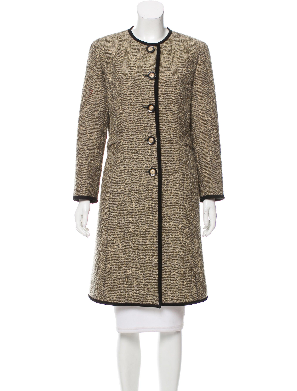 Vintage Wool Coat 102
