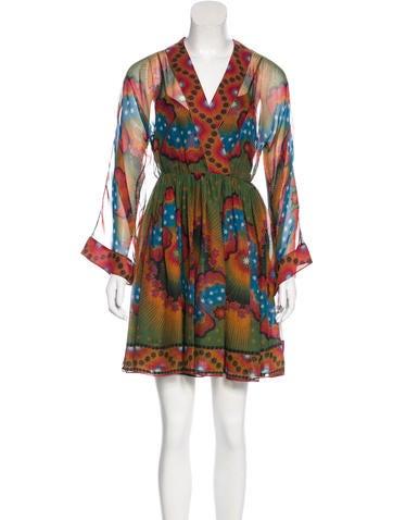 Valentino 2016 Enchanted Wonderland Dress None