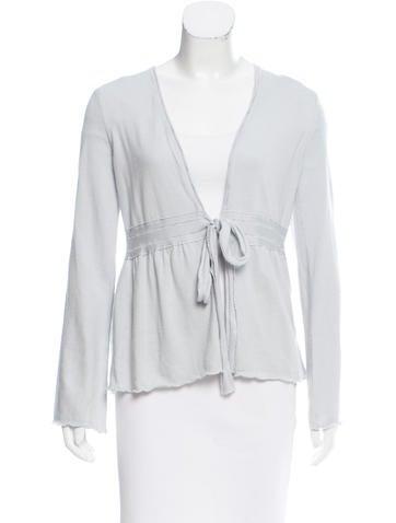 Valentino Wool & Silk-Blend Sweater None