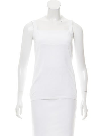 Valentino Sleeveless Knit Top None