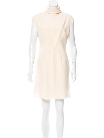 Valentino Wool Mini Dress None
