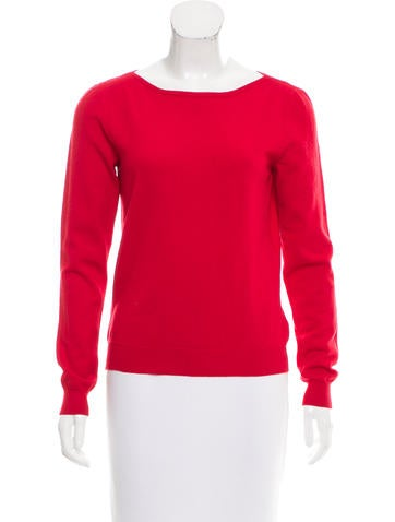 Valentino Knit Long Sleeve Top None