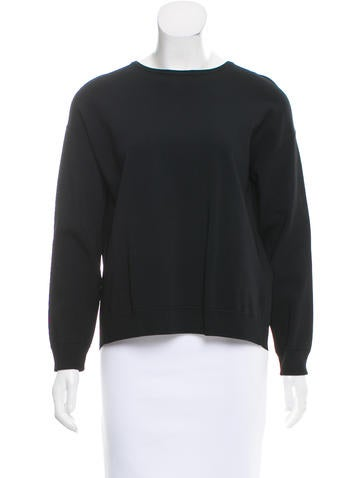 Valentino Colorblock Knit Top None