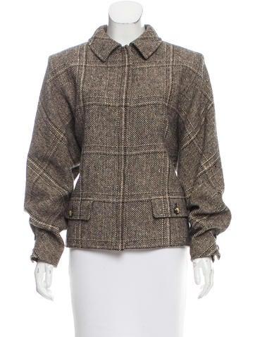 Valentino Long Sleeve Patterned Jacket None