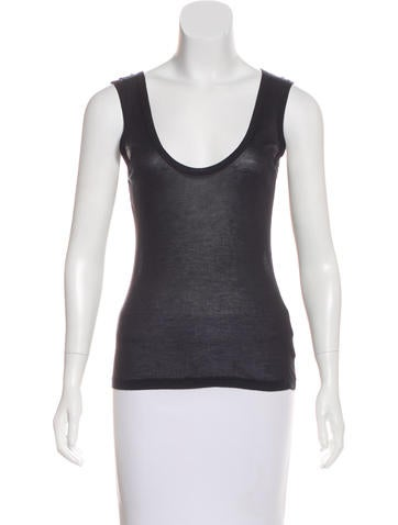 Valentino Casual Sleeveless Top w/ Tags None
