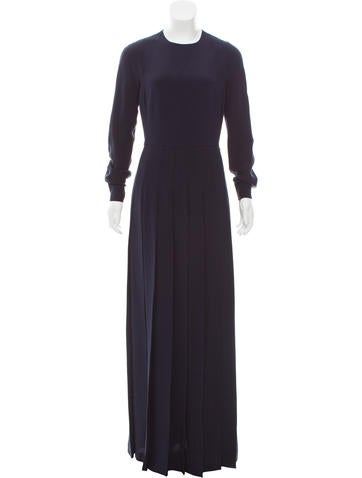 Valentino Silk Maxi Dress w/ Tags None