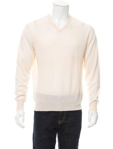 Valentino V-neck Sweater None