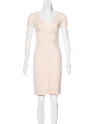 Valentino Sheath Mini Dress None