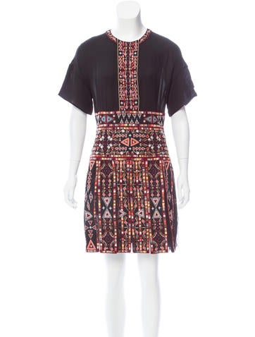 Valentino 2016 Beaded Dress None