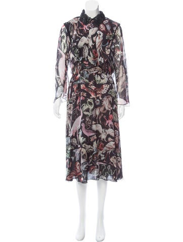 Valentino 2016 Silk Dress None