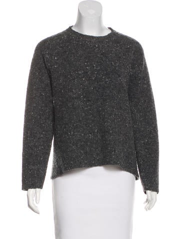 Valentino Long Sleeve Knit Sweater None