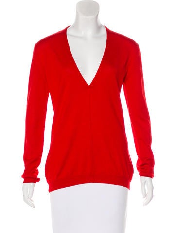 Valentino Wool Knit Top None